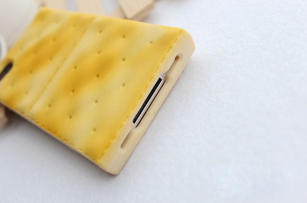 饼干样式的iPhone手机壳(三)