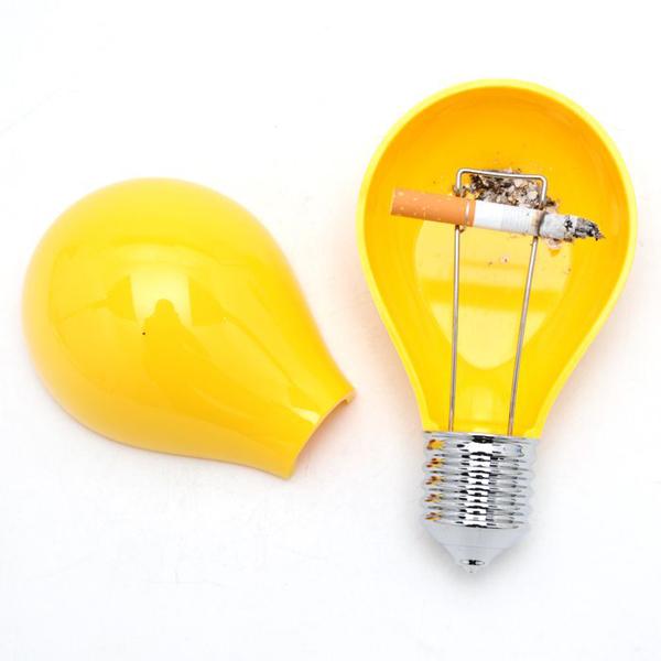 灯泡系列创意烟灰缸