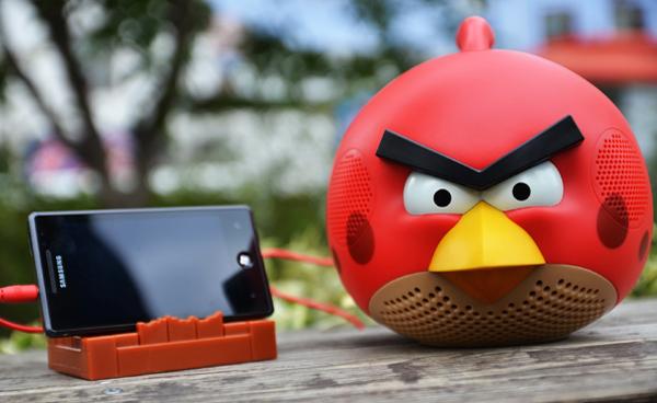 愤怒的小鸟系列音箱(二)