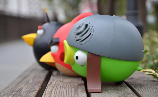 愤怒的小鸟系列音箱(四)