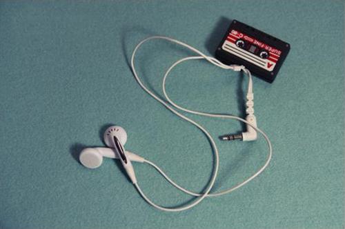 磁带形状的耳机绕线器(二)