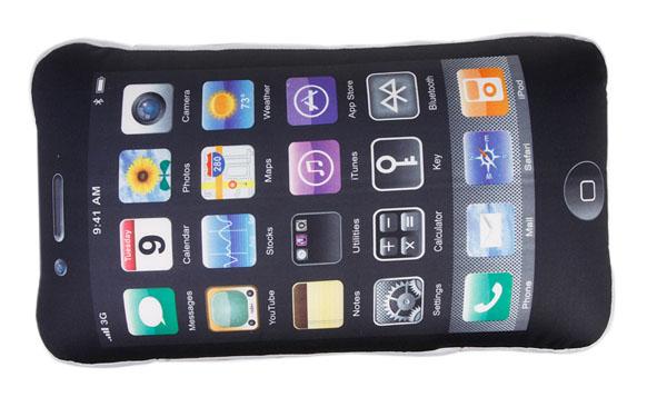iPhone抱枕