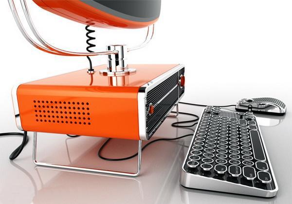 复古风格的电脑(二)