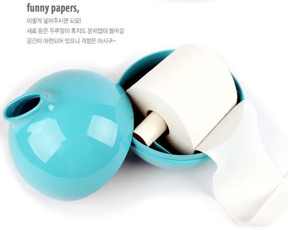 炸弹样式的纸巾抽(二)