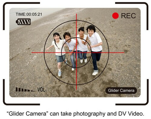 飞机式空中摄像机(四)