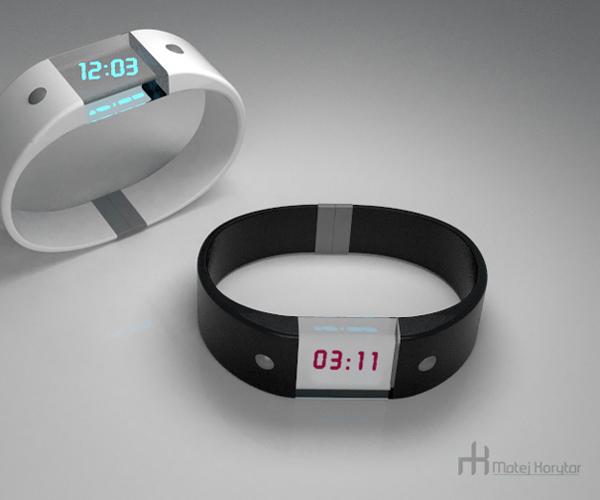 4D手表显示的颜色