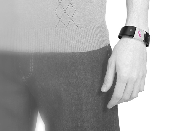 4D手表胡佩戴