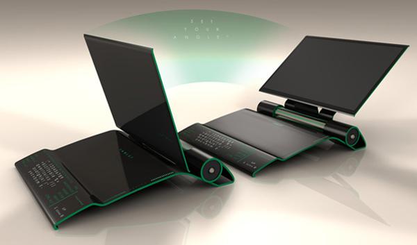 概念设计电脑一体机(二)