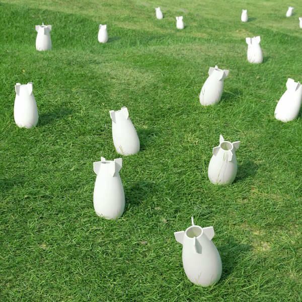 导弹样式的花瓶(五)