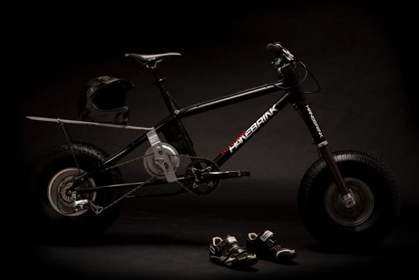全地形电动自行车