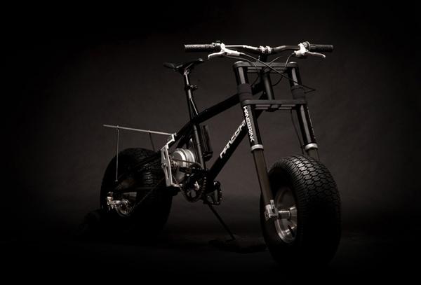 全地形电动自行车(三)