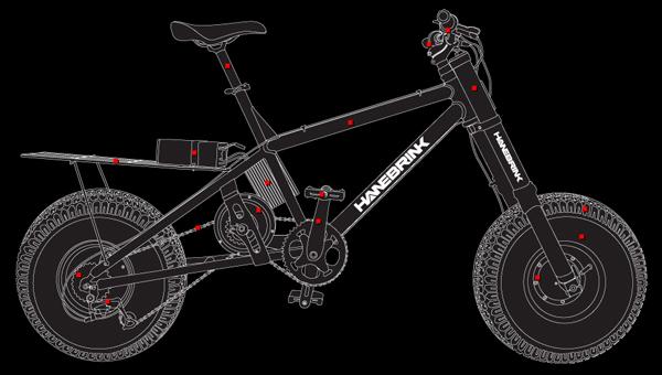 全地形电动自行车(五)