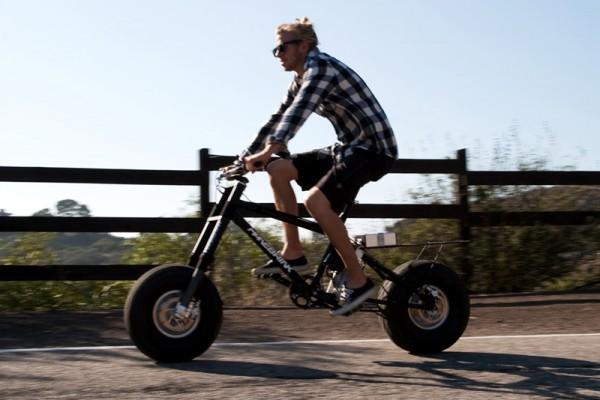 全地形电动自行车(六)