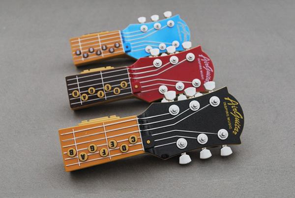 多种颜色的红外线空气吉他