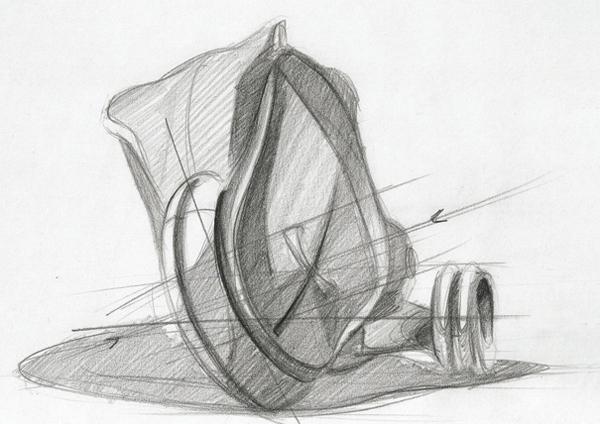 SANP概念车设计图