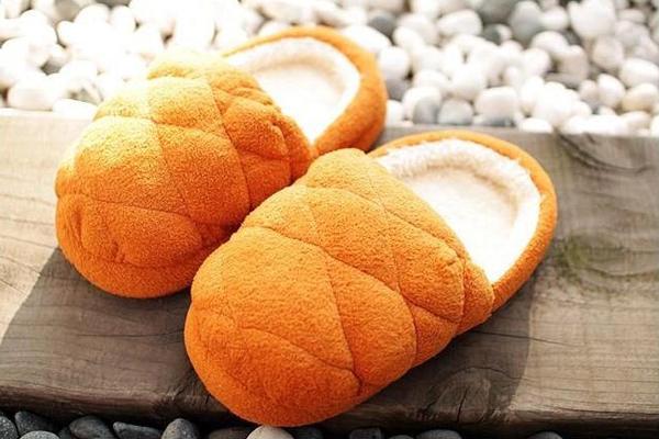 面包热狗样式的拖鞋(三)