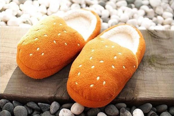 面包热狗样式的拖鞋(五)