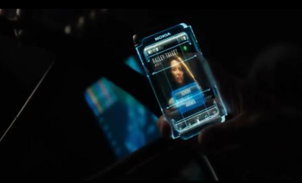 Nokia 802 概念手机