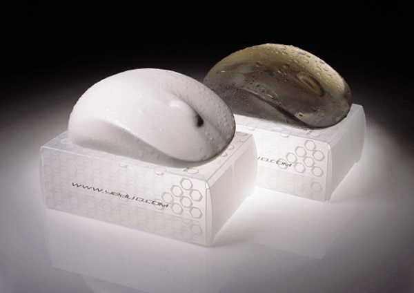 鼠标造型的香皂