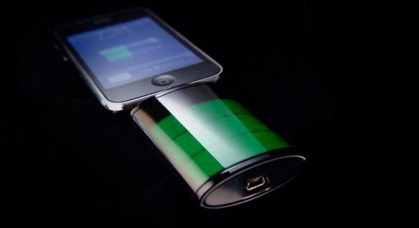 专为iPhone设计的备用电池