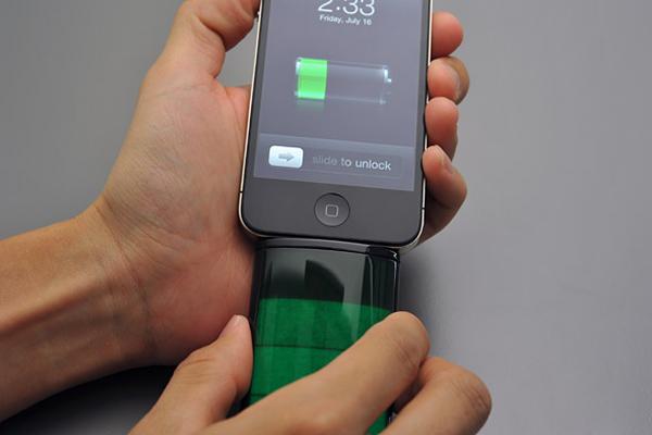 专为iPhone设计的备用电池(五)