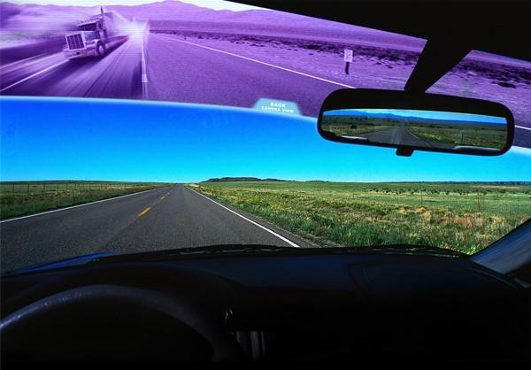 全息投影视窗的概念车(二)