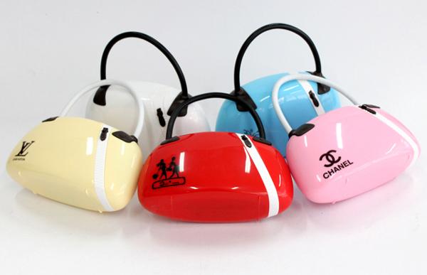 时尚的手提包台灯-玩意儿