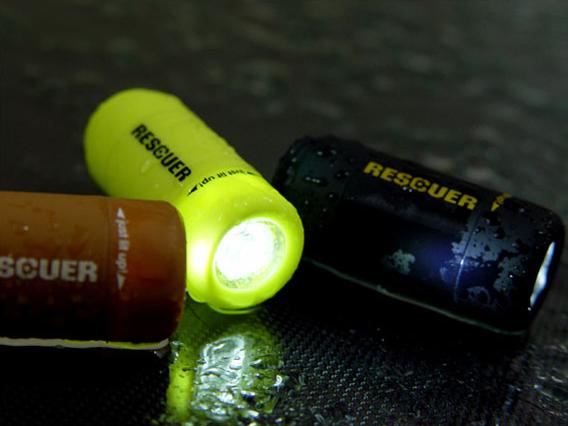 USB充电防水小电筒(三)