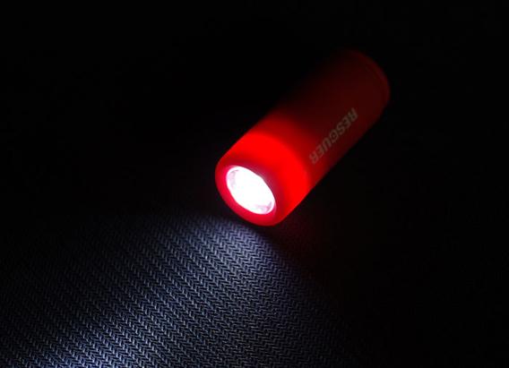 USB充电防水小电筒照明