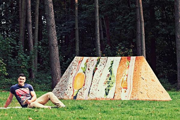 创意帐篷(四)