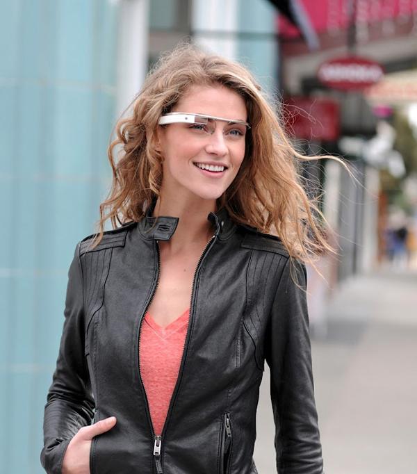谷歌智能眼镜样式