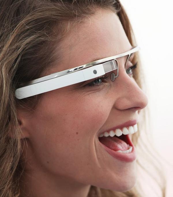 谷歌智能眼镜细节