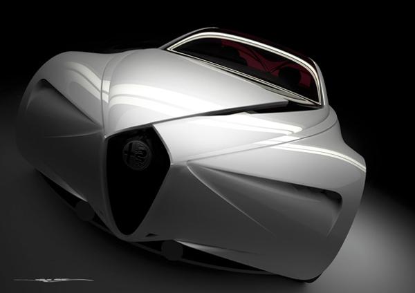 2017 Alfa Romeo 概念汽车