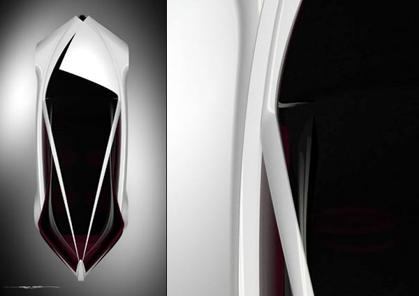 2017 Alfa Romeo 概念汽车车顶