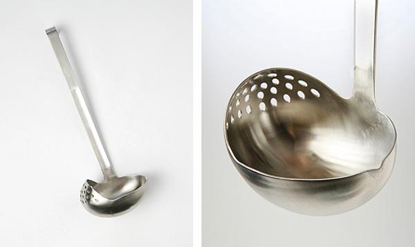 汤勺和漏勺的结合体