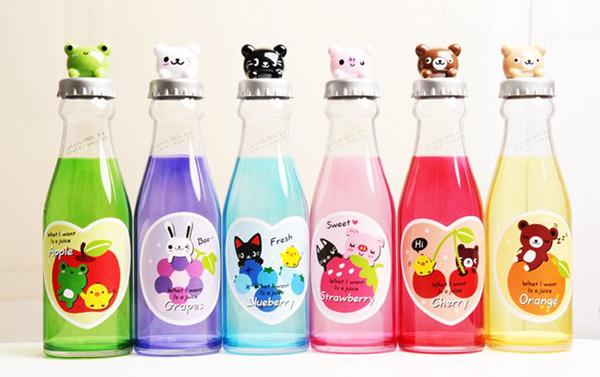 创意汽水瓶储蓄罐的多种颜色(二)