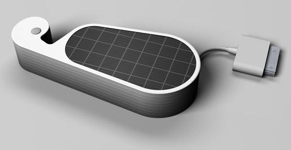 为iPhone量身的太阳能充电器(三)