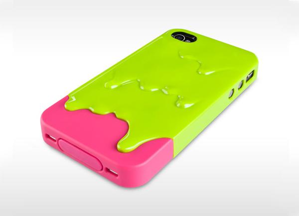 融化冰淇淋手机壳