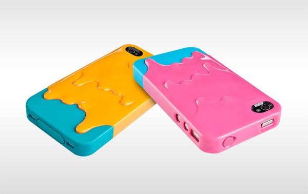 融化冰淇淋手机壳(二)