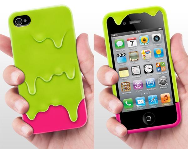 融化冰淇淋手机壳(三)