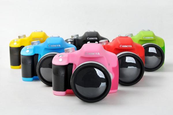 单反相机样式的存钱罐(四)