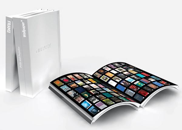 概念电子阅读器