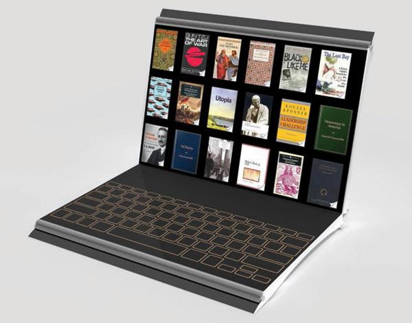 概念电子阅读器(三)