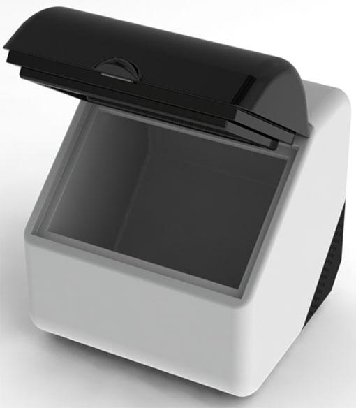 小巧的桌面冰箱(三)