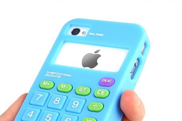 iPhone手机硅胶套
