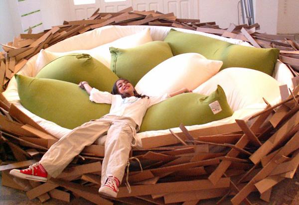 巨大鸟巢床(四)
