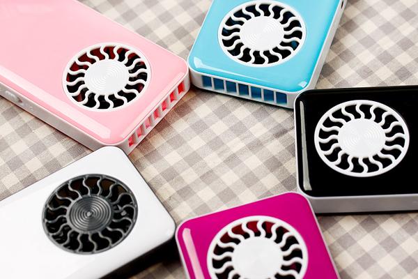 iFan 随身充电风扇多种颜色(二)