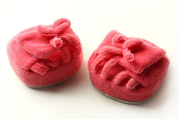 美腿瘦身功能的拖鞋(二)