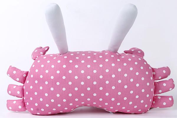 可爱的螃蟹抱枕(二)