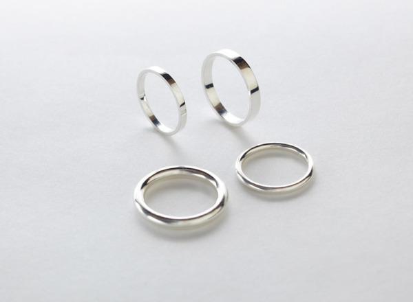 Gold Wedding Ring 戒指(二)